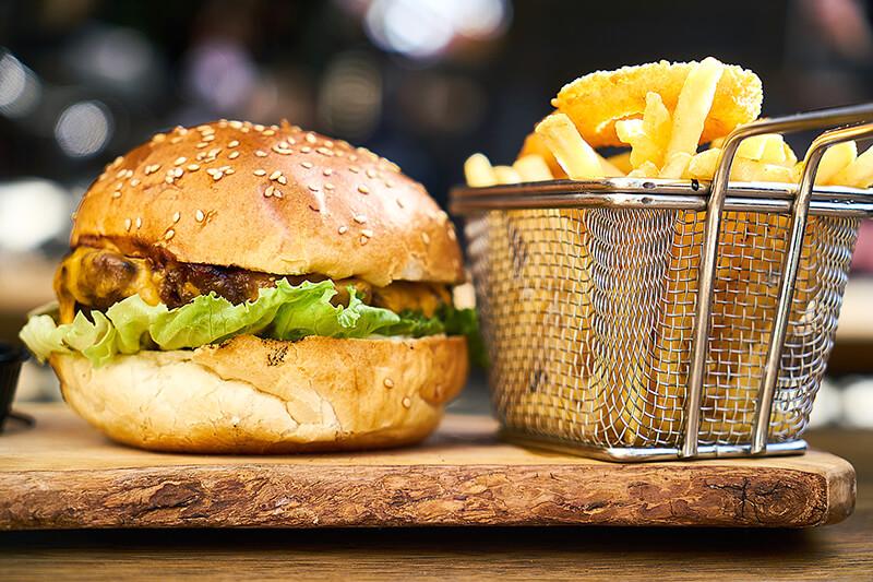 """""""Burger"""" liegen zurzeit voll im Trend"""