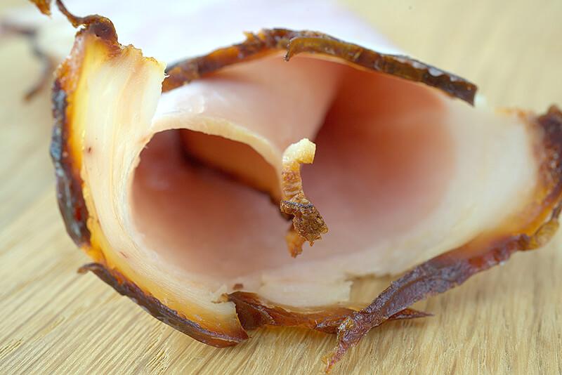 Hähnchenröllchen mit Safransauce