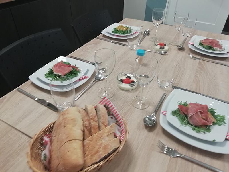 Bergisches Kochstudio Doris Seidl
